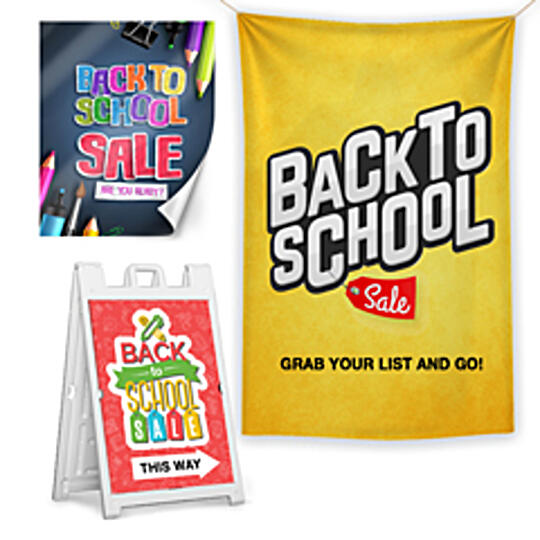 Back-to-School-Retail